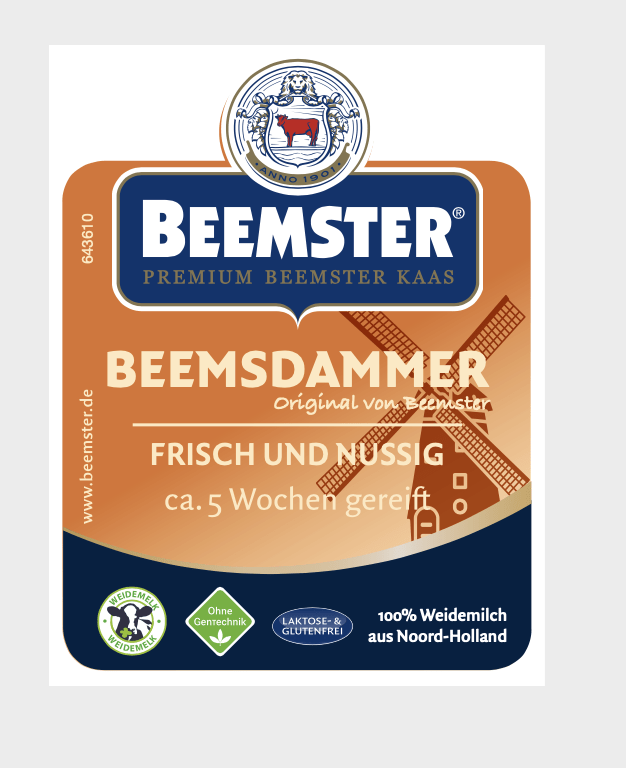 PP-Beemsdammer, 48 Stück