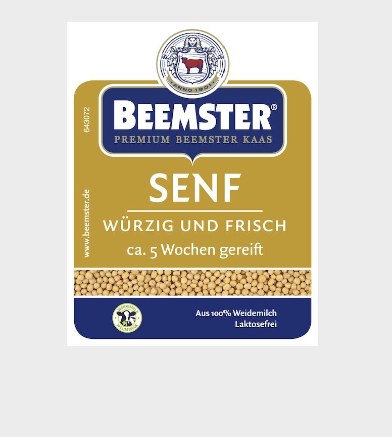PP-Beemster Senf, 36 Stück