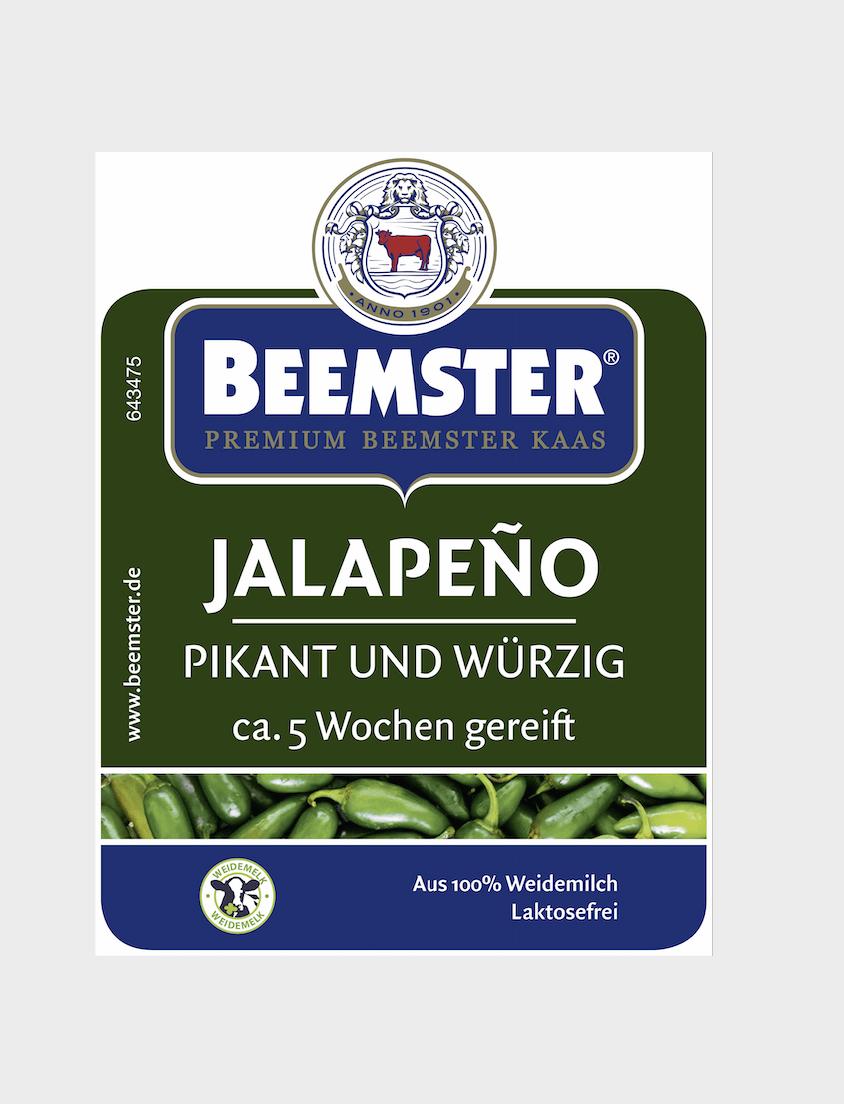 PP-Beemster Jalapeno, 48 Stück